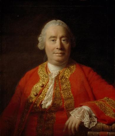 David Hume, Alex Salmond, Charlie Castor