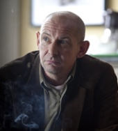 Ian Hart, My Mad Fat Diary, Mental Health