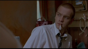 Trainspotting, Ewan McGregor, Fun with Depression, Charlie Castor